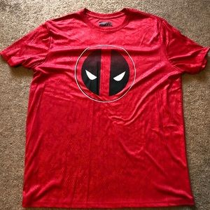 Deadpool Cool and Dry Fit Tee
